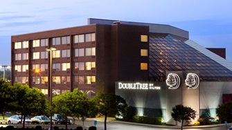 m doubletree rochester